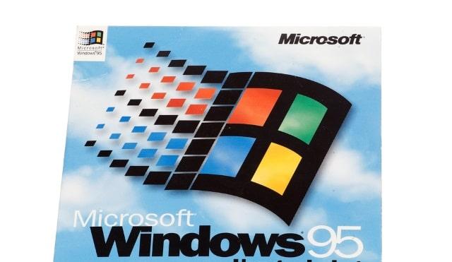 New version of Windows 95 runs on Windows,...