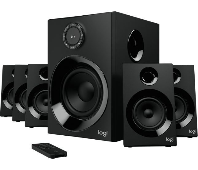 Logitech Speaker Install : logitech announces z606 surround sound with bluetooth speaker system home cinema installation ~ Russianpoet.info Haus und Dekorationen