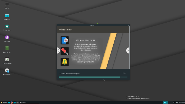 Linux Lite 4 4 is ready to replace Microsoft Windows on your