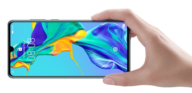 Image result for Huawei P30 dual sim