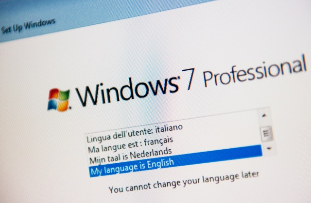 Microsoft to start selling Windows 7 Extended Security