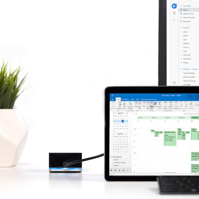 Plugable launches tiny USB-C Cube docking station for