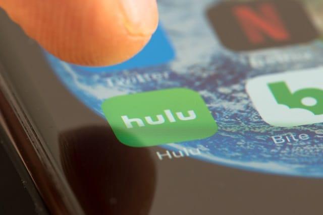 Hulu mobile icon