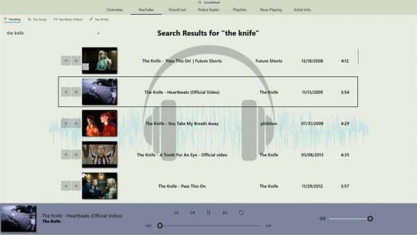 В конце прошлого года всем пользователям Windows 10 и Windows 10 Mobile стало доступно новое универсальное приложение TuneIn  Radio. Через некоторое время возможность установки приложения пропала из-за технических проблем и вот теперь вышла новая версия и...