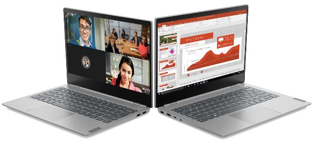 联想发布ThinkBook 13s和14s轻薄笔记本,一小时充电八成!