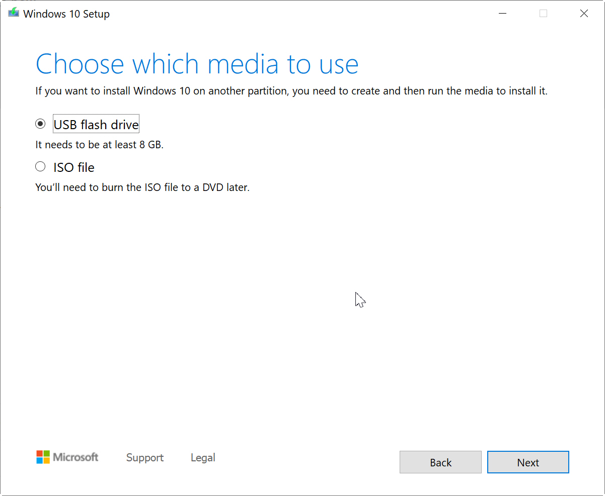 How to download the Windows 10 May 2019 Update and create your own