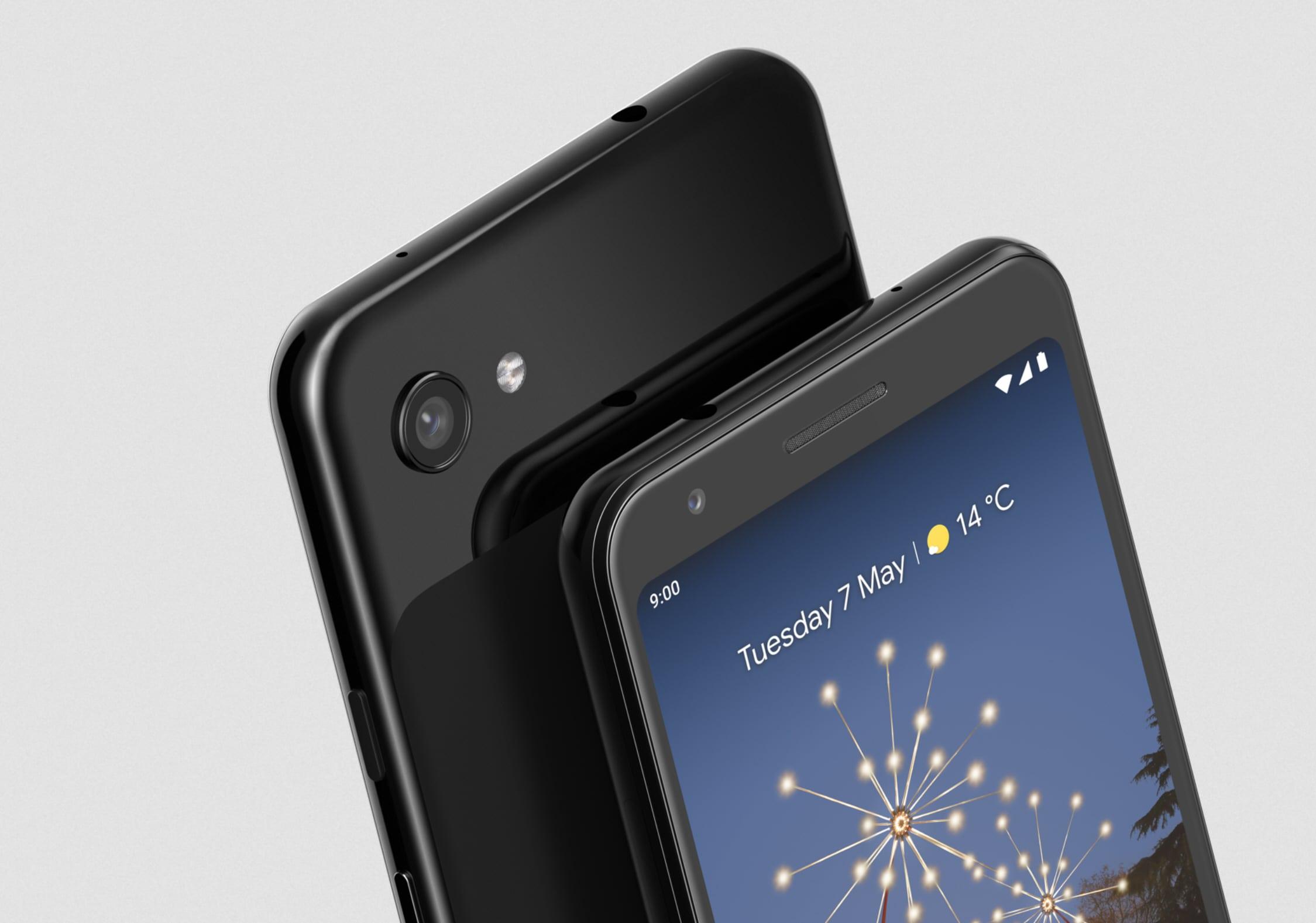 Google Unveils The Mid Range Pixel 3a And Pixel 3a Xl