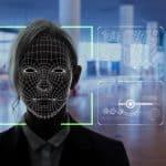 Facial recognition mesh