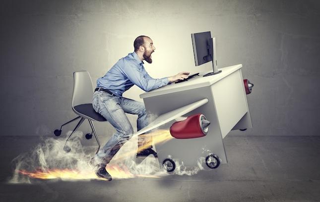 Business speed