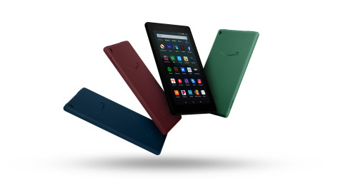 Amazon Fire 7 (2019) Android tablet has improved specs and