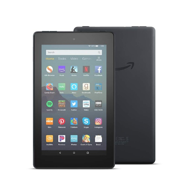 Fine Amazon Fire 7 2019 Android Tablet Has Improved Specs And Download Free Architecture Designs Pushbritishbridgeorg