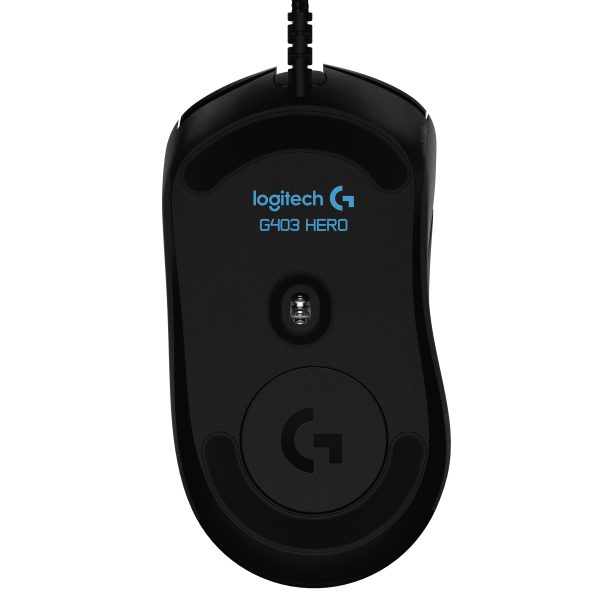 Logitech upgrades G403, G703, and G903 gaming mice with HERO