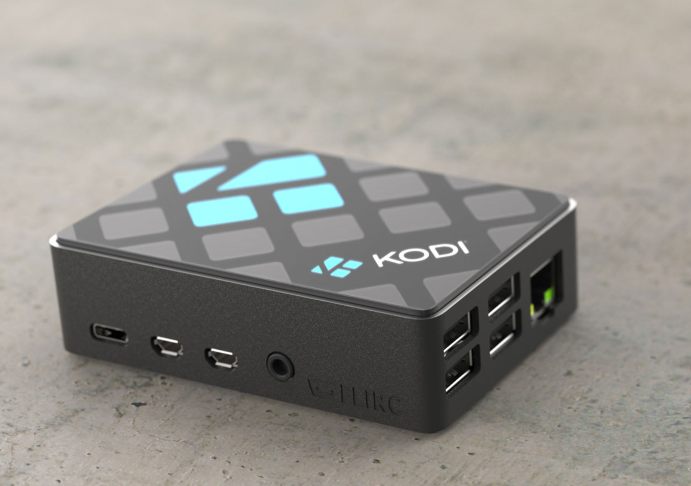 Flirc 'Kodi Edition' case now available for Raspberry Pi 4
