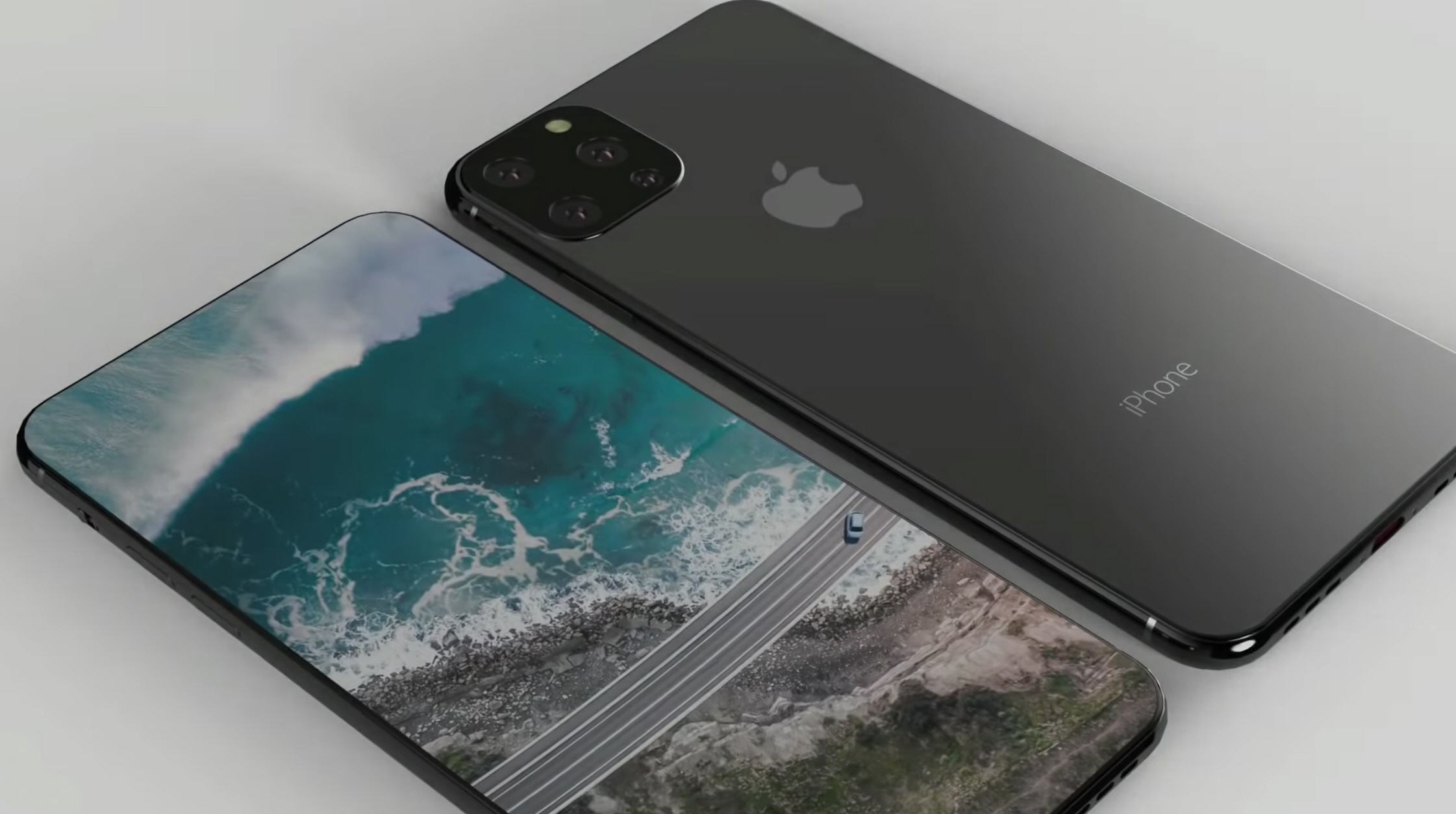 Feast Your Eyes On How Apple S Iphone 11 Should Look Betanews