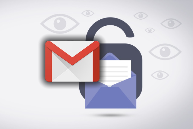 ProtonMail and Gmail icons