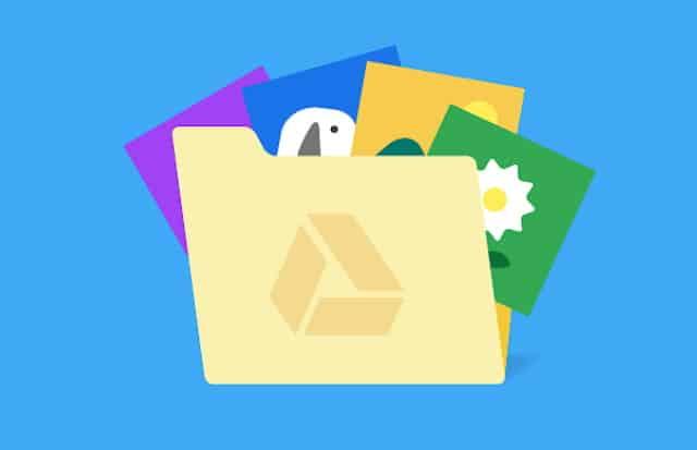 Google Drive and Google Photos