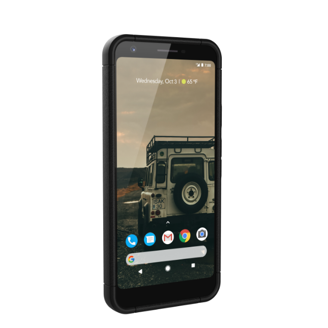 quality design d563c fde66 Urban Armor Gear launches Scout Series cases for Google Pixel 3a and ...