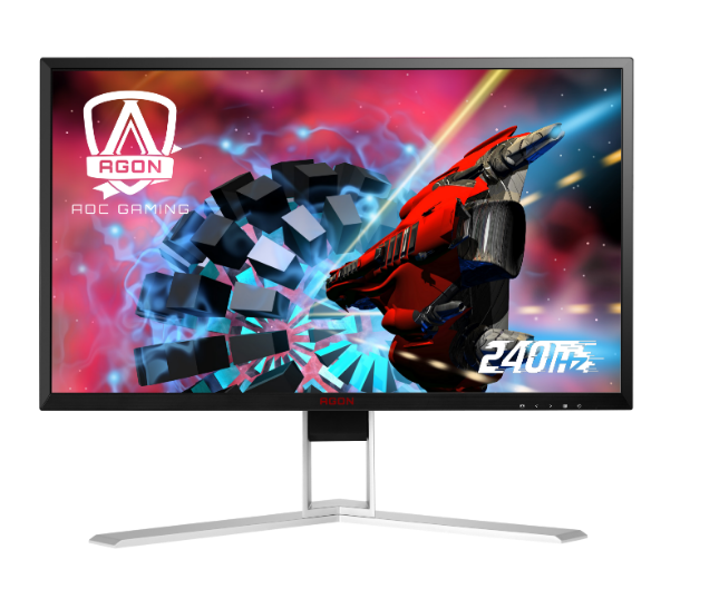 AOC launches AGON AG251FZ2 and AG271FZ2 gaming monitors with