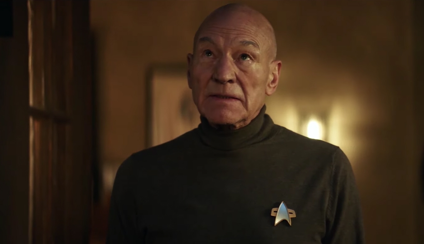 New From Cbs All Access It S Star Trek Incontinence