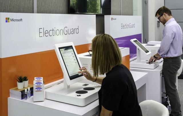 Microsoft ElectionGuard