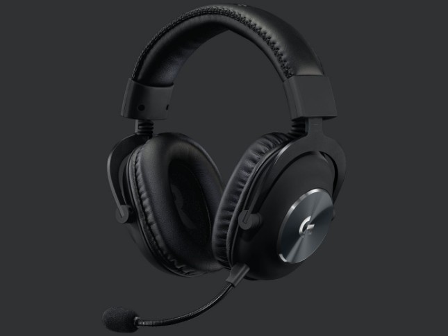 Logitech G PRO X gaming headset uses Blue Microphones technology