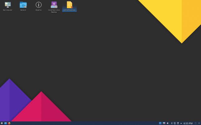 Debian Buster-based Netrunner 19 08 'Indigo' KDE-focused