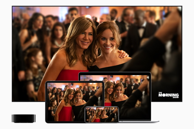 photo of Streaming video service Apple TV+ is coming in November image