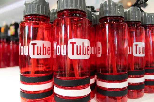 YouTube bottles