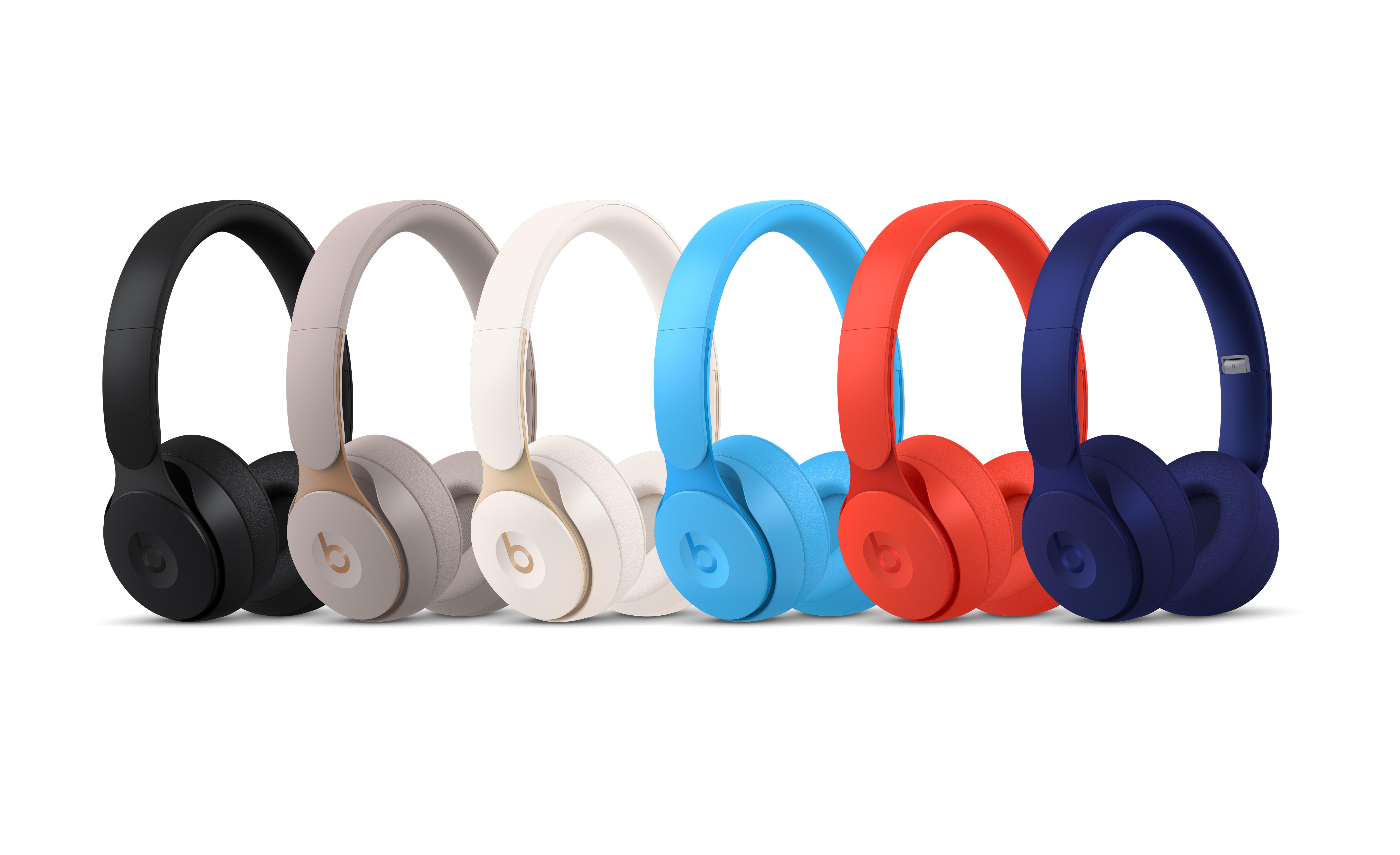 Apple Announces Beats Solo Pro On Ear Noise Canceling Wireless Headphones Betanews