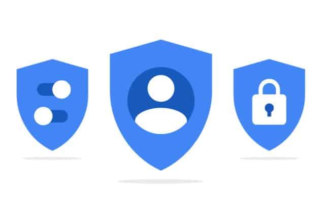 Google privacy shields