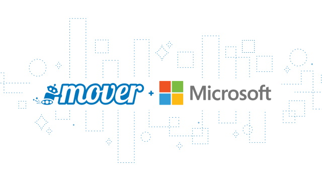 Mover and Microsoft