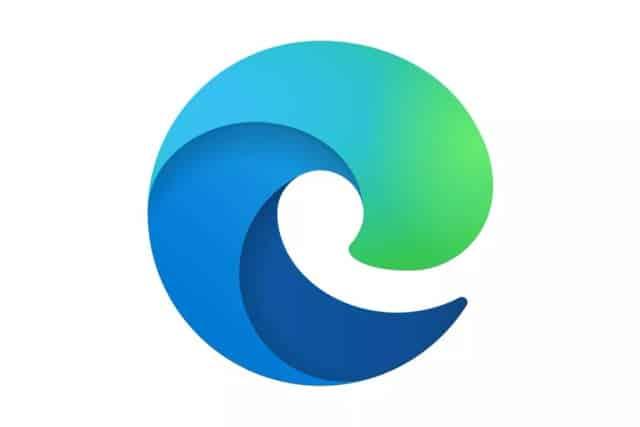 New Microsoft Edge logo 2019