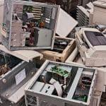 old scrap computers