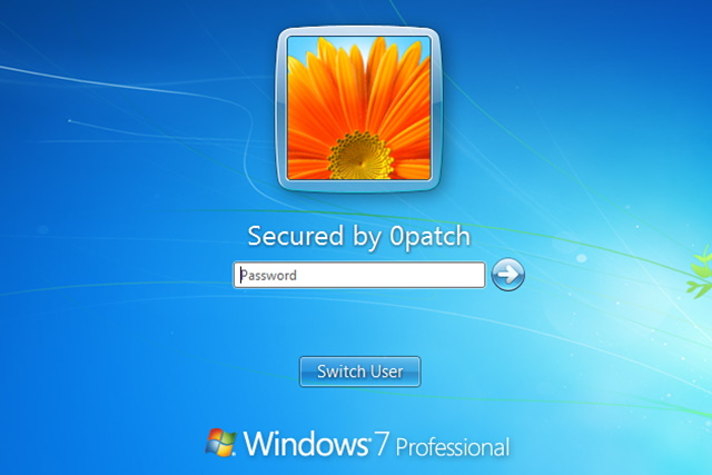 Windows 7 0patch