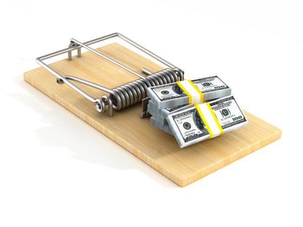 cash trap