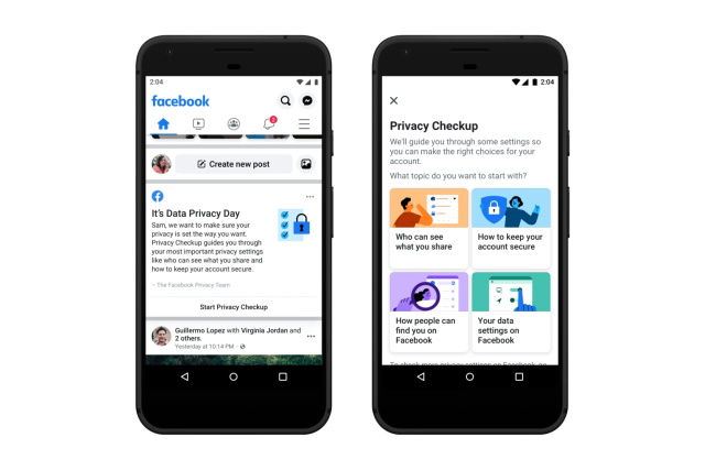 Facebook Data Privacy