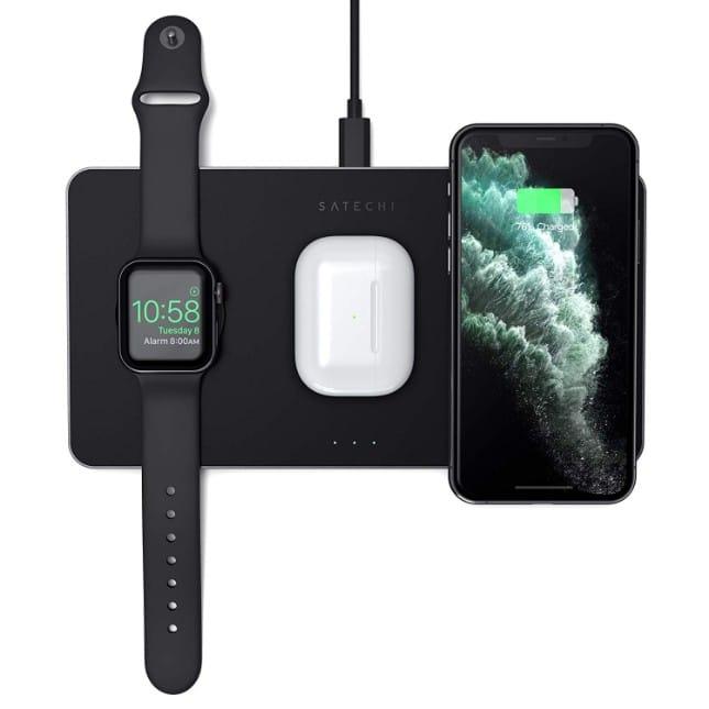 Satechi Trio wireless charging pad $120