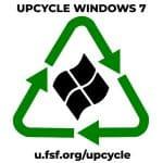 Upcycle Windows 7