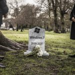 Windows 7 grave