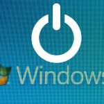Windows 7 power icon