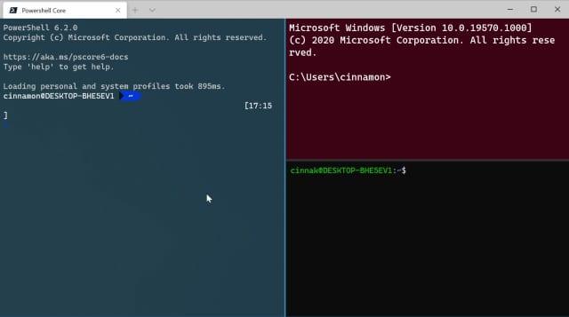Windows Terminal Preview v0.10