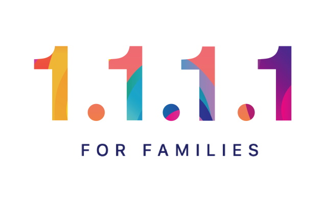 Cloudflare 1.1.1.1 for Families