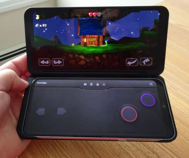 LG V60 ThinQ 5G với đánh giá màn hình kép: chưa hoàn thiện nhưng quyến rũ 2