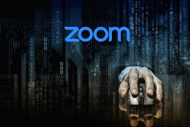 Zoom dark web