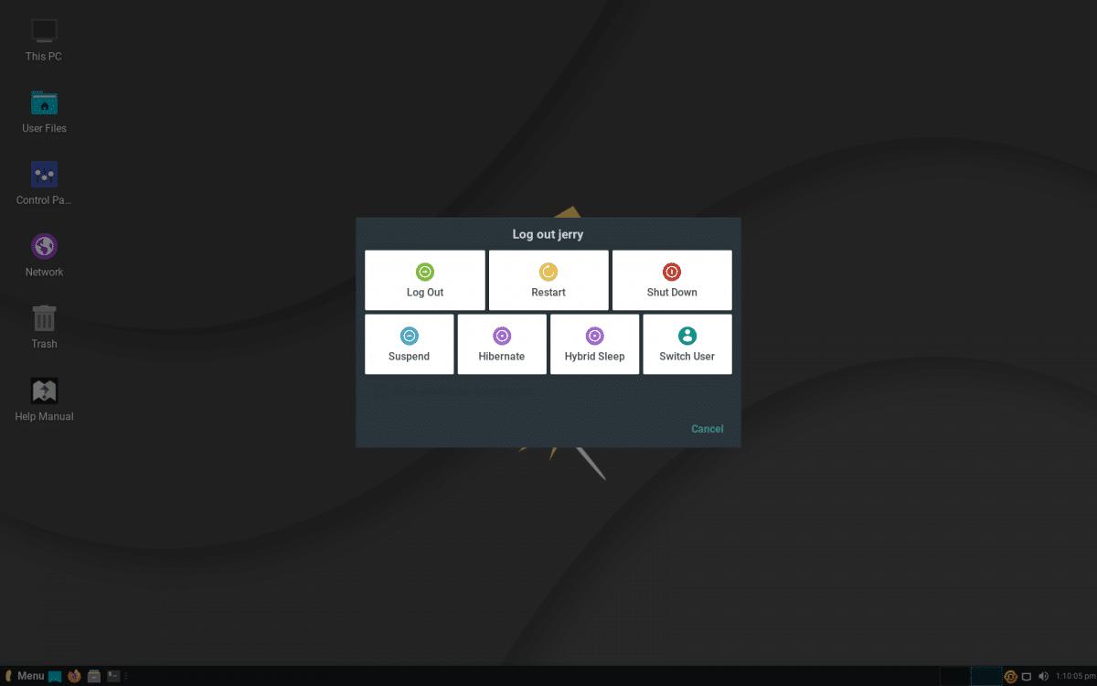 Linux-Lite-5.0-Emerald-surumu