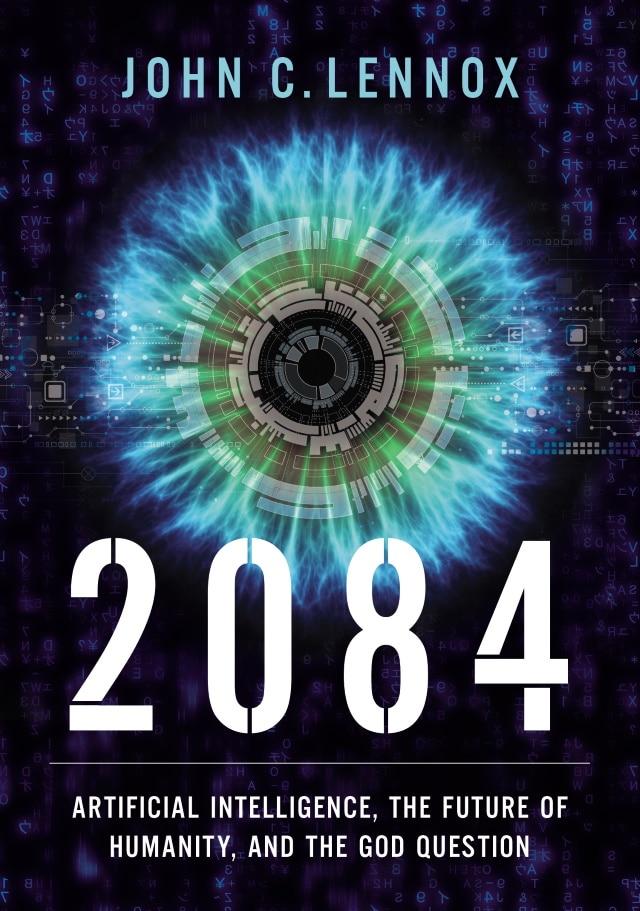 2084 book cover