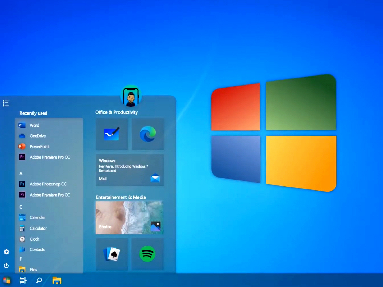 Windows 7 Returns With The Stunning 2020 Edition