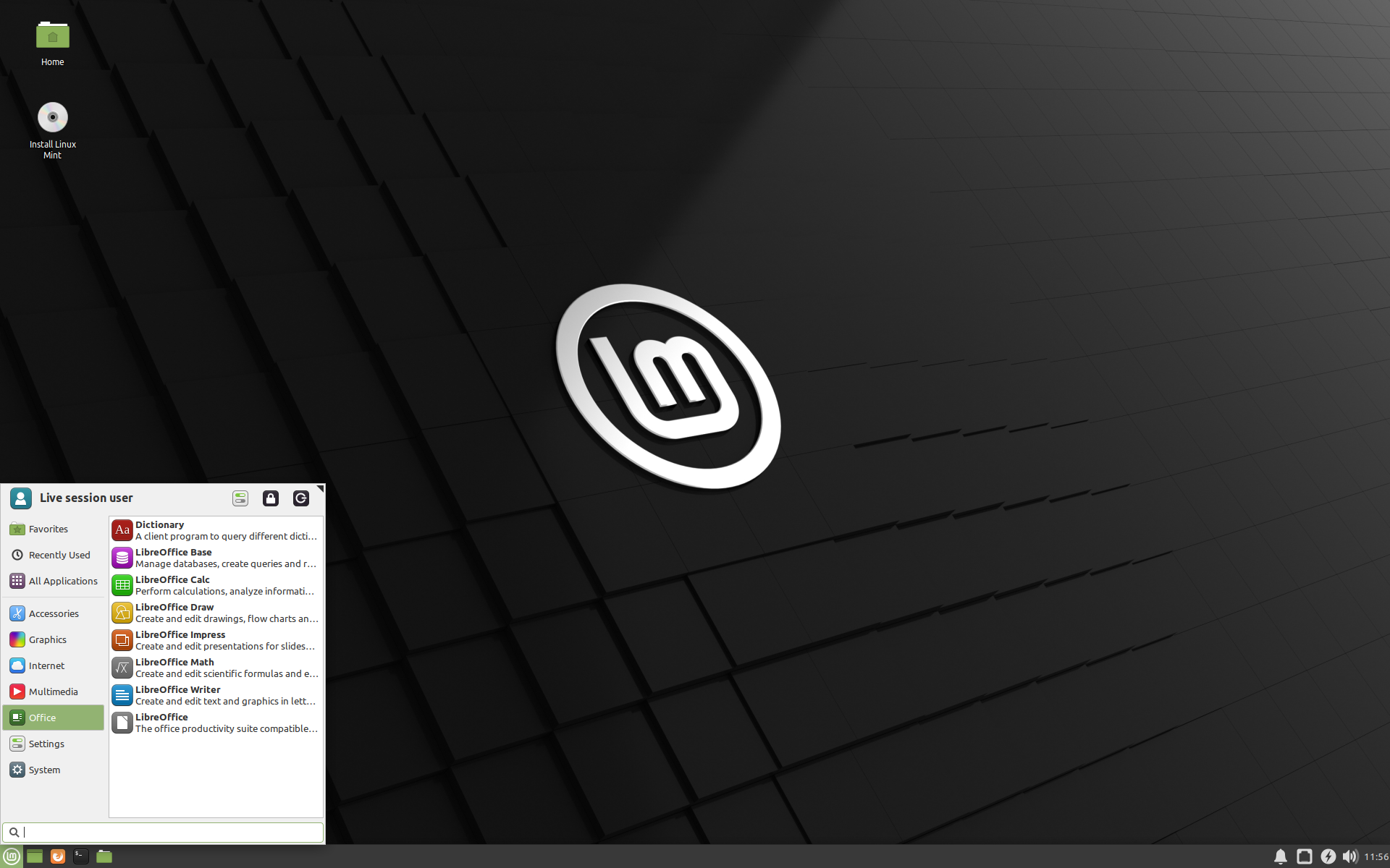 Ubuntu office suite