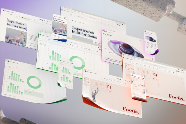 Microsoft 365 redesign