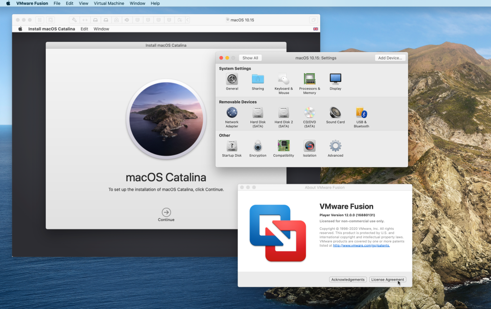 Vmware Player Download For Mac